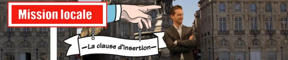 La clause d'insertion expliquée en 5 minutes de video